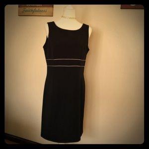 Alyn Paige Black Dress